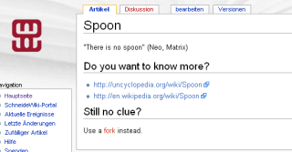 Spoon Wiki Page