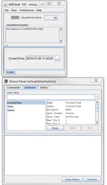Device in Jive-AtkPanel