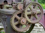 Gears by Pete Birkinshaw